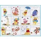 borduurpakket winnie de pooh, twaalf maanden-2