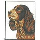 borduurpakket hond