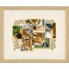borduurpakket collage wildlife-1