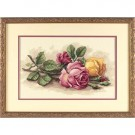 borduurpakket stilleven, rozen