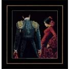 borduurpakket dansen en passie