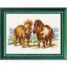 borduurpakket paarden