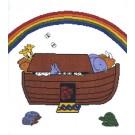 borduurpakket dick bruna, ark van noach